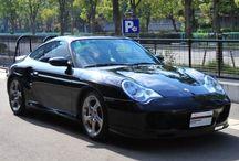 Porsche 911 turbo S ( type 996 ) / 年式 2005年 シフト 5速 ハンドル L 初度登録 平成17年6月 排気量 3,600cc 走行距離 29,100Km 車検期限 平成26年6月 ミッション Tip-S 修復歴 なし カラー(外装) バサルトブラックメタリック カラー(内装) グラファイトグレー  シートヒーター HDDナビ ETC バックカメラ