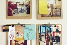 Inpsired / Ideas for inspiration boards