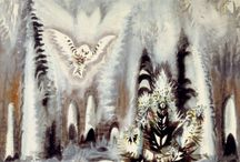 Burchfield / Charles E Burchfield art and articles and....