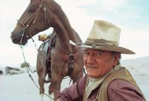 Westerns /  Favorite Actors in Westerns - Movies and Television - Past and Present  / by Terri