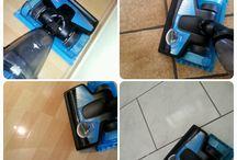 Phillips Power Pro Aqua Akku Staubsauger. / Produkttest #philips