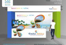 zillion Logo / Zillion develops logo ,websites , brochures , branding