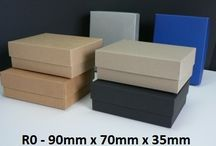 Rectangular Range / Please visit our website for more information on any of our box ranges.