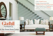 Gladhill Furniture Dream House Contest / by Leanne Johnson