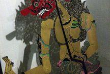 Indonesia art