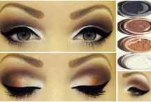 Fashion I love: Eyes, Lips, Face, Nails / by M. Christine Dell
