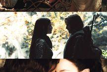 Lotr, Arwen, Aragorn