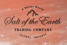 Salt of the Earth Trading Company / Importers of highest quality pink Himalayan Rock Salt