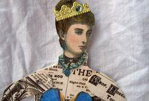 paper doll / by Ellen Louwes