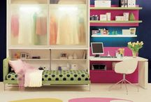 Teen Bedroom / by Stylish Eve