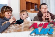 Air Conditioning & Heating / A/C & Heat tips, DIY info, specials, and more.