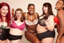 Body Positivity / Sharing love for female form!