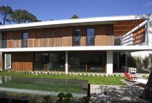 Villa Cap ferret mauna architectes