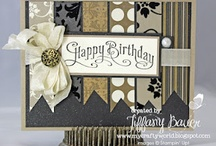 Stampin' Up! and Misc Cards / by Marty McGee
