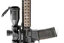 Tactical Firearms