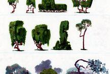 Concept - Plants and Vegetation / Concept art of plants, fungus, etcetera.