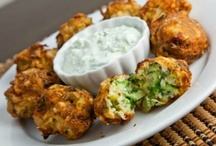 Appetizers and Hors d'Oeuvres / Appetizers and Hors d'Oeuvres that make the perfect finger foods for your next party! / by BlogHer