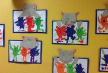 PreK Art Ideas / by Karen Wolff