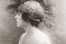 Womens' Hats / by Kentucky Digital Library