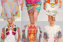 Kaleidoscope Patterns / Kaleidoscope patterns in fashion, art and more