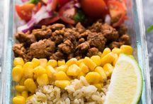 Food  |  Lunch Ideas