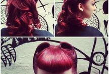 Peinados, cortes y colores