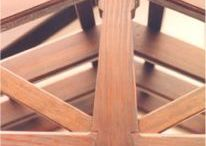 Decoração tesoura para telhado
