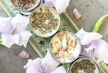 Herbal Candle by Happylisz