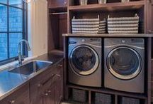 laundry room & kitchen