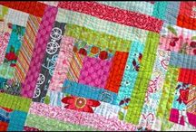 Scrappy quilt patterns