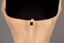 18th Century corsets