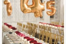 Numéros de table mariage / Numéros de table mariage