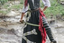 Cosplay: pirate