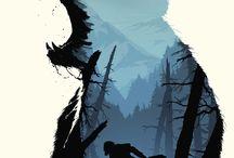BEAR MOODBOARD
