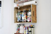 SHELVING IDEAS / by Bethany Cagle