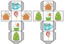 Story cubes / Fogalmazáshoz