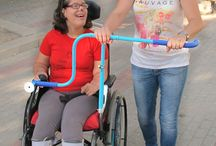 Disability Products and Hacks / Disability aides, mobility, innovative ideas.  / by Carolyn Spencer