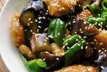 お料理(夏野菜)