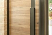 Contemporary doors&gates