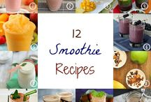 Smoothies / by Lindsey Nichole