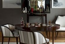 classical american mini bar