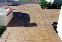 North Carolina Decorative Concrete Contractors / Featured Projects Of North Carolina Decorative Concrete Contractors