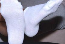 calcetines.... limpios