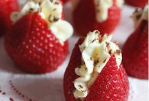 Food // Dessert Recipes / All kinds of sweet things