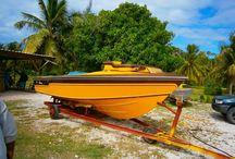 Poti Marara boat
