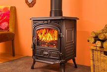 Franco Belge Stoves / Franco Belge Cast Iron Traditional Stoves