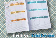 Refil for Planner by Dada (Tamael - Realizzazioni Grafiche) / Refil creati personalmente su commissione; replicabili. Taglio, stampa e bucatura compreso nel prezzo.  per info messaggio alla pagina: https://www.facebook.com/Tamaelgraphic/