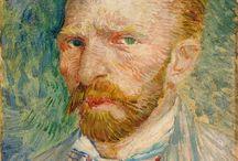Seurat-Van Gogh-Mondrian