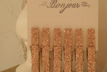 Beautiful Clothespins