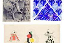 Art Deco & Sonya Delaunay